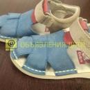 Летняя обувь для мальчиков фирмы Kickers