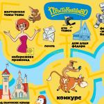 """Большой онлайн-фестиваль """"Союзмультфильма"""" (для детей старше двух лет и родителей)"""