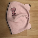 Шапка розовая 50 см