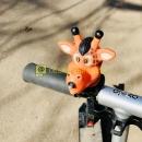 Резиновый сигнал Жираф для самоката или велосипеда