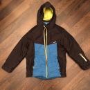 Куртка для мальчика зимняя р.132