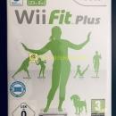 WII Fit Plus — (фитнес) игра для Nintendo WII