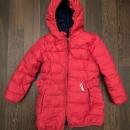 Куртка красная р.116