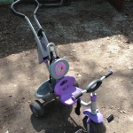 Велосипед трехколесный детский