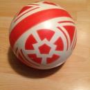 Мяч резиновый 30 см